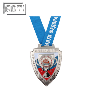 New Designed Cost Effective Sport Medal Customized Sport Medal Nickel Medal