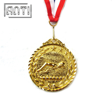 3D Swimming Award Medal Gold Medal Custom Sport Medal