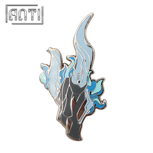 Wholesale Lapel Pin Zinc Alloy Lapel Pin Badges